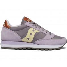 Женские кроссовки Jazz O  Purple/Yellow  S1044-608