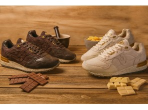 "Saucony Shadow 5000 Elite ""Chocolate Pack"""