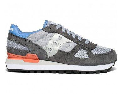 Женские кроссовки Shadow Original Dark Grey/Baby Blue S1108-719