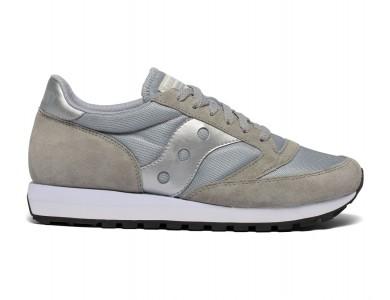 Кроссовки Jazz 81 Grey/Silver S70539-3