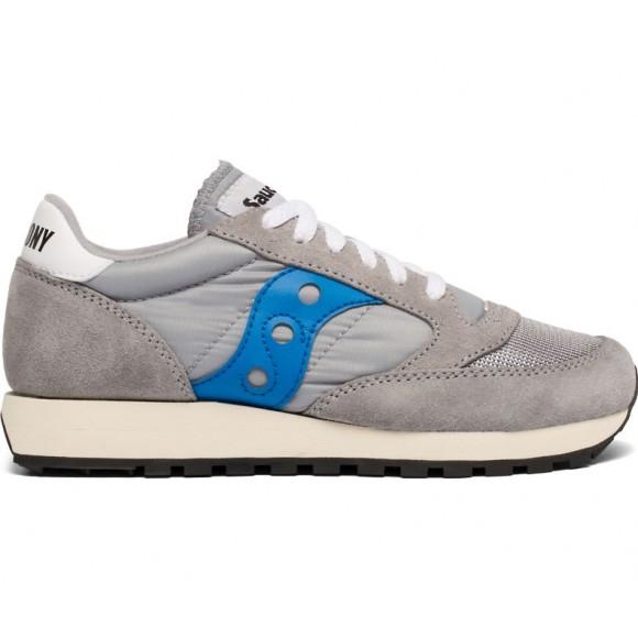 Мужские кроссовки Jazz O Vintage Grey/Blue S70368-72